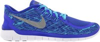 Nike Free 5.0 Print Men racer blue/gamma blue/white/reflect silver