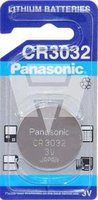 Panasonic CR3032 Batterie (1 St.)
