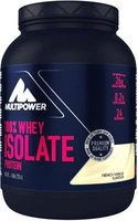 Multipower 100% Whey Isolate Protein 725g Vanille