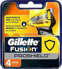 Gillette Fusion ProShield Systemklingen (4 Stk.)