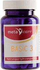 APG Allergosan Pharm metacare Basic 3 Kapseln (90 Stk.)