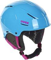 Uvex P1us Junior cyan-pink