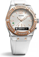 Guess Connect 41mm weiß (C0002M2)
