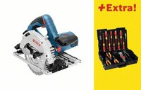 Bosch GKS 55 Professional + GCE (0 615 990 H4K)