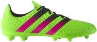 Adidas Ace 16.3 FG Men solar green/shock pink/core black
