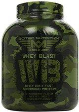Scitec Nutrition Whey Blast 2100g Erdbeer