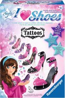 Ravensburger Styly I Love Shoes Tattoos