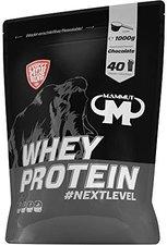 Mammut Nutrition Whey Protein 1000g Schoko