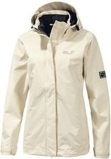 Jack Wolfskin Highland Jacket Women White Sand