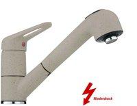 Franke Belaqua BAT 741 Schlauchbrause (Fragranit cashmere,Niederdruck)