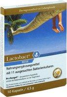 HLH Lactobact Reise Kapseln (10 Stk.)