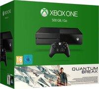 Microsoft Xbox One 500GB + Quantum Break