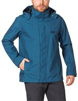 Jack Wolfskin Highland Jacket Men Moroccan Blue