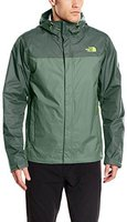 The North Face Men's Venture Jacket Laurel Wreath Green / Spruce Green
