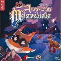 Heidelberger Spieleverlag Ausgefuchste Meisterdiebe