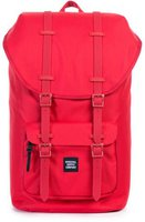Herschel Little America Backpack red/red ballistic/red rubber