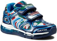 Geox Jr Android Boy (J6244A) navy/multicolor