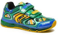 Geox Jr Android Boy (J6244A) green/multicolor