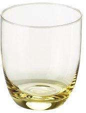 Arzberg Luce Wasserglas gelb VENICE 0,24 l