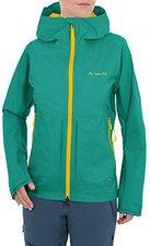 Vaude Women's Croz 3L Jacket atlantis
