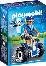 Playmobil City Action - Polizistin mit Balance-Racer (6877)