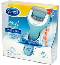 Scholl Velvet Smooth Pedi Wet & Dry