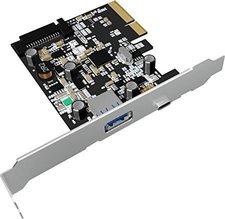 RaidSonic PCIe USB 3.1 (IB-U31-03)