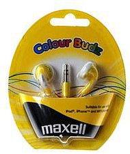 Maxell Color Budz gold