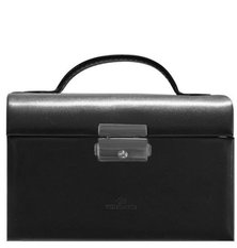 Windrose Merino 10 schwarz/pink