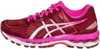 Asics Gel-Kayano 22 Women deep ruby/white/pink glow
