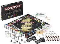 Winning Moves Monopoly Game of Thrones (English)