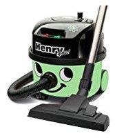 Numatic Henry Plus Eco grün