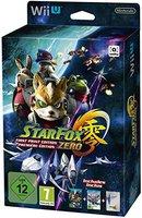 Star Fox: Zero - First Print Edition (Wii U)