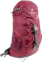 Deuter AC Lite 20 blackberry/magenta