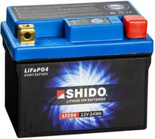 Shido Lithium YTZ5S