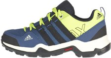 Adidas AX 2 K semi solar slime/shock blue/core black