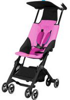 Cybex GB Pockit Posh Pink