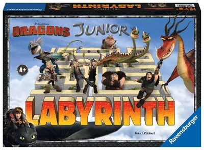 Ravensburger Dragons Junior Labyrinth