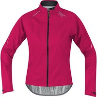 Gore Power Lady Gore-Tex Active Jacke jazzy pink / asteroid grey