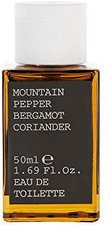 Korres Mountain Pepper Bergamot Coriander Eau de Toilette (50ml)