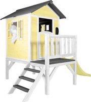 AXI Sunny Lodge XL (gelb/weiß)