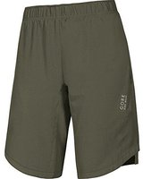 Gore Element Lady 2in1 Shorts+ ivy green