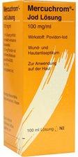 Bittermedizin Mercuchrom Jod Lösung (30 ml)
