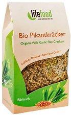 Lifefood Pikantkräcker Bärlauch (90 g)
