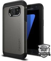 Spigen SGP Tough Armor Case (Galaxy S7) Gunmetal