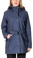 Jack Wolfskin Muconda Coat Women Blue Indigo