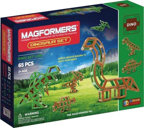 Magformers Dino-Set