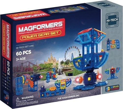 Magformers Power Gear Set 60