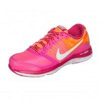 Nike Dual Fusion X GS pink pow/white/bright citrus/vivid pink
