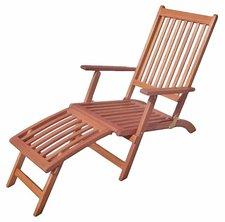 Garden Pleasure Montego Deckchair ohne Auflage